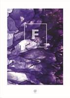 Fluorine Element Fine Art Print