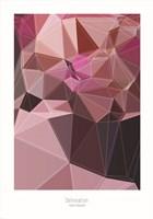 Purple Mountsin Fine Art Print
