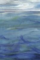 Deep Blue I Fine Art Print