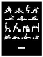 Workout Fine Art Print