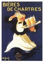 Bieres de Chartres Fine Art Print