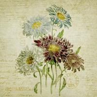 Flower Print One Fine Art Print