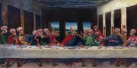 The Very Last Supper Fine Art Print