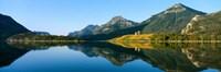 Prince of Wales Hotel in Waterton Lakes National Park, Alberta, Canada Fine Art Print