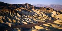 Zabriskie Point, Death Valley, California Fine Art Print
