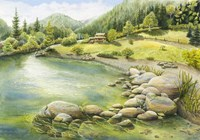 Country Dreamin Fine Art Print