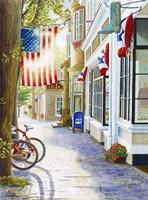 Old Town USA Fine Art Print