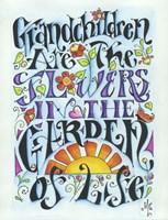 Grandchildren Fine Art Print