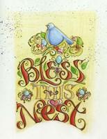 Bless This Nest Fine Art Print