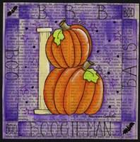 Halloween B Fine Art Print