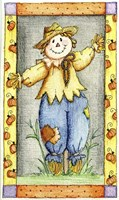 Mr Scarecrow Fine Art Print