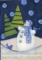 Midnight Christmas Fine Art Print
