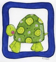 Favorite Pets Turtle Fine Art Print