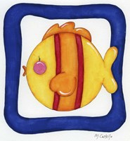 Favorite Pets Fishy Fine Art Print