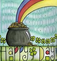 St Patty's Day Fine Art Print