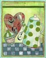 Coffee Time 2 Fine Art Print