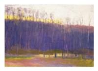 In Massachusetts Fine Art Print