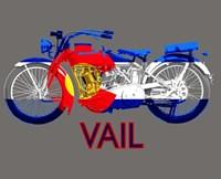 Colorado Motorcycle Fine Art Print