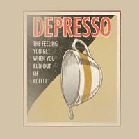 Depresso Fine Art Print
