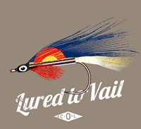Lured to Vail Fine Art Print