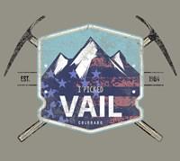 Vail II Fine Art Print