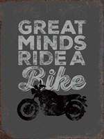 Great Minds Fine Art Print