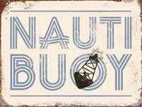 Nauti Buoy Fine Art Print
