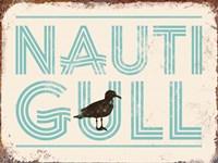 Nauti Gull Fine Art Print
