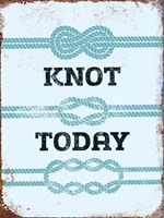 Knot Today Fine Art Print