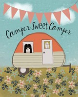 Sweet Camper Fine Art Print