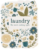 Laundry Cycle Fine Art Print