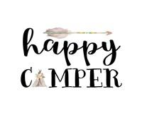 Happy Camper I Fine Art Print
