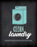 Clean Laundry Fine Art Print