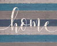 Home Script Fine Art Print