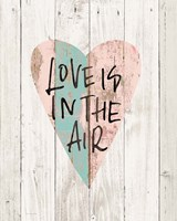 Love in the Air Fine Art Print