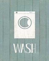 Wash House Wash Fine Art Print