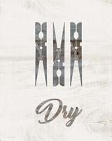 Barnwood Dry Fine Art Print