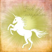 Feed Your Imagination Fine Art Print