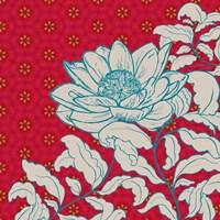Lotus Bouquet II Fine Art Print