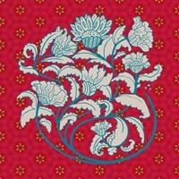 Lotus Motif I Fine Art Print