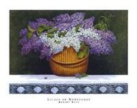 Lilacs of Nantucket Fine Art Print