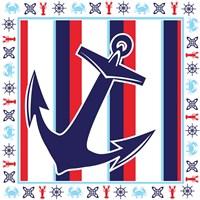 Ahoy IX Fine Art Print