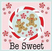 Be Sweet VI Framed Print