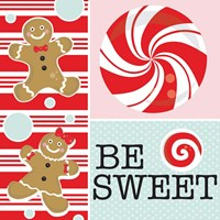 Be Sweet IX Framed Print