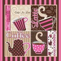 Cafe Au Lait Cocoa Punch XIII Fine Art Print