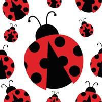 Ladybug II Framed Print