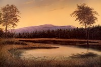 Magestic Landscape II Fine Art Print