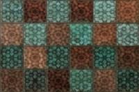 Mosaic Tiles I Fine Art Print