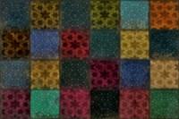 Mosaic Tiles III Fine Art Print