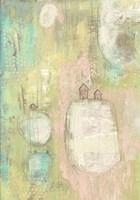 5 Houses Fine Art Print